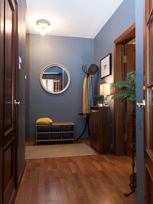 L'Essenziale Home Designs Коридор