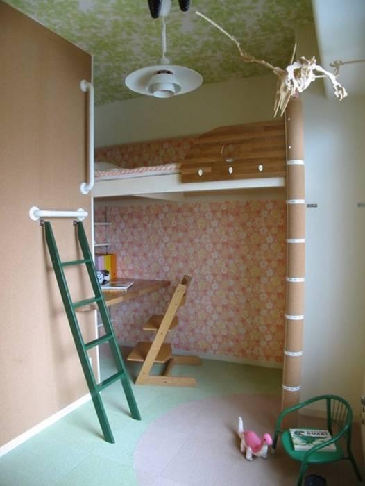 北欧デザインの 子供部屋 の homify 北欧