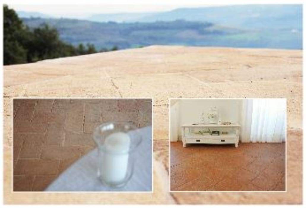Oneindig veel mogelijkheden en variaties Mediterrane muren & vloeren van Terrecotte Europe Mediterraan Tegels