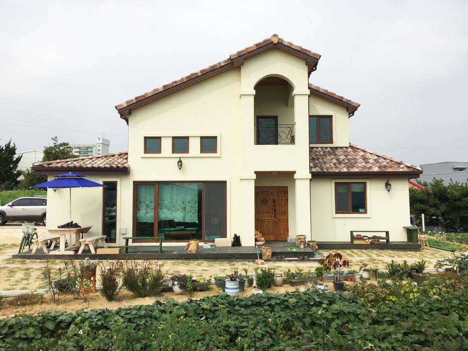 21c housing Maisons méditerranéennes