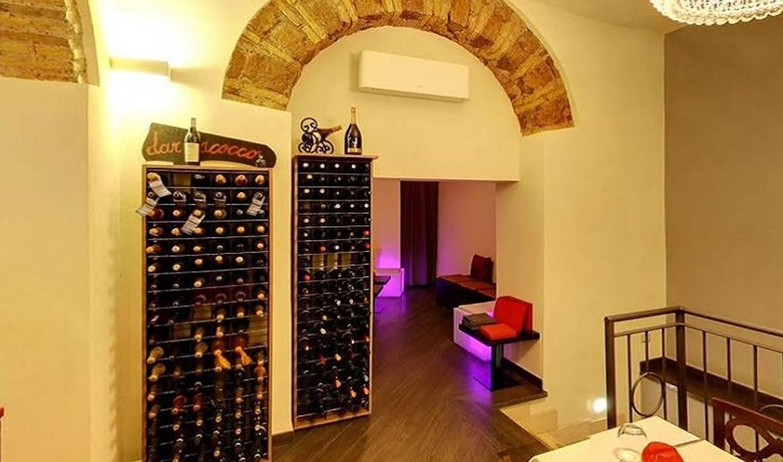 Mobile Portabottiglie In Legno.Mobile Portabottiglie In Legno Ed Acciaio Esigo 2 Wall Di Esigo