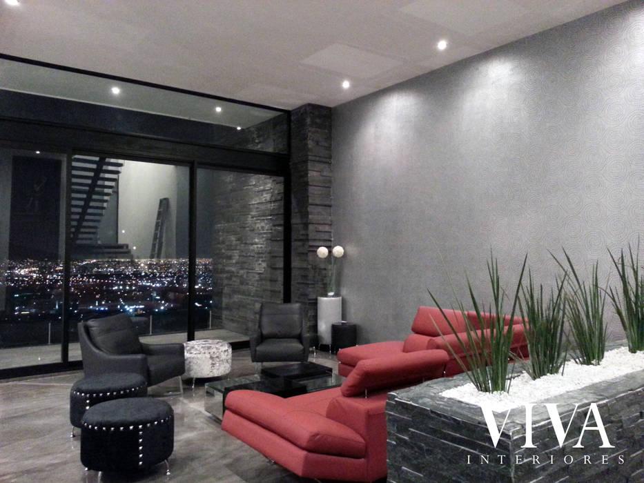 Plantilla Decorativa Salones minimalistas de VIVAinteriores Minimalista