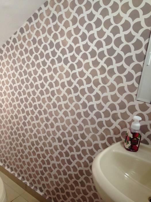 VIVAinteriores 浴室 Brown