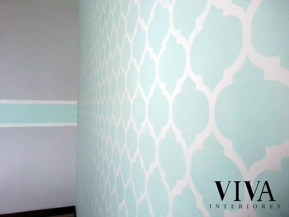 Minimalist nursery/kids room by VIVAinteriores Minimalist