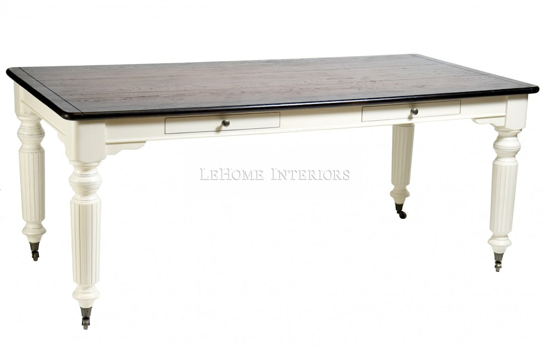 country  by LeHome Interiors, Country Solid Wood Multicolored
