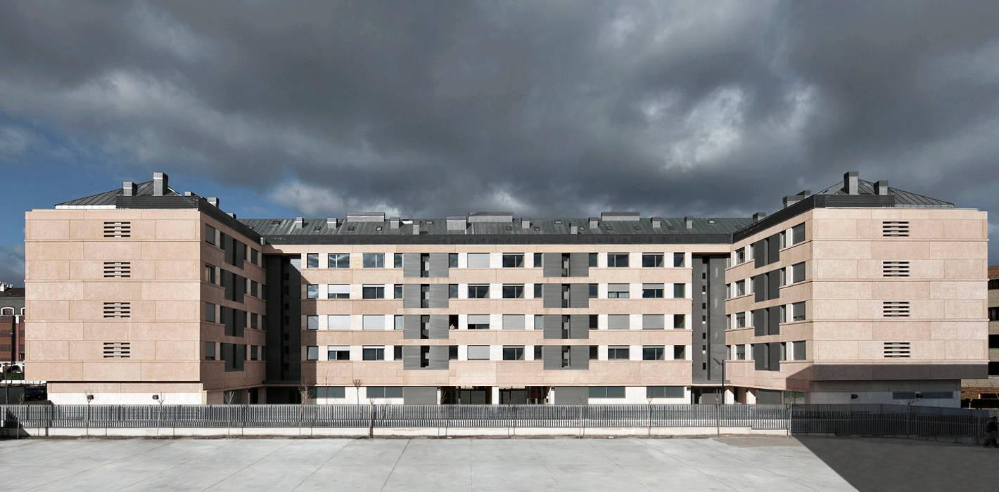 Casas de estilo  por Ignacio Quemada Arquitectos