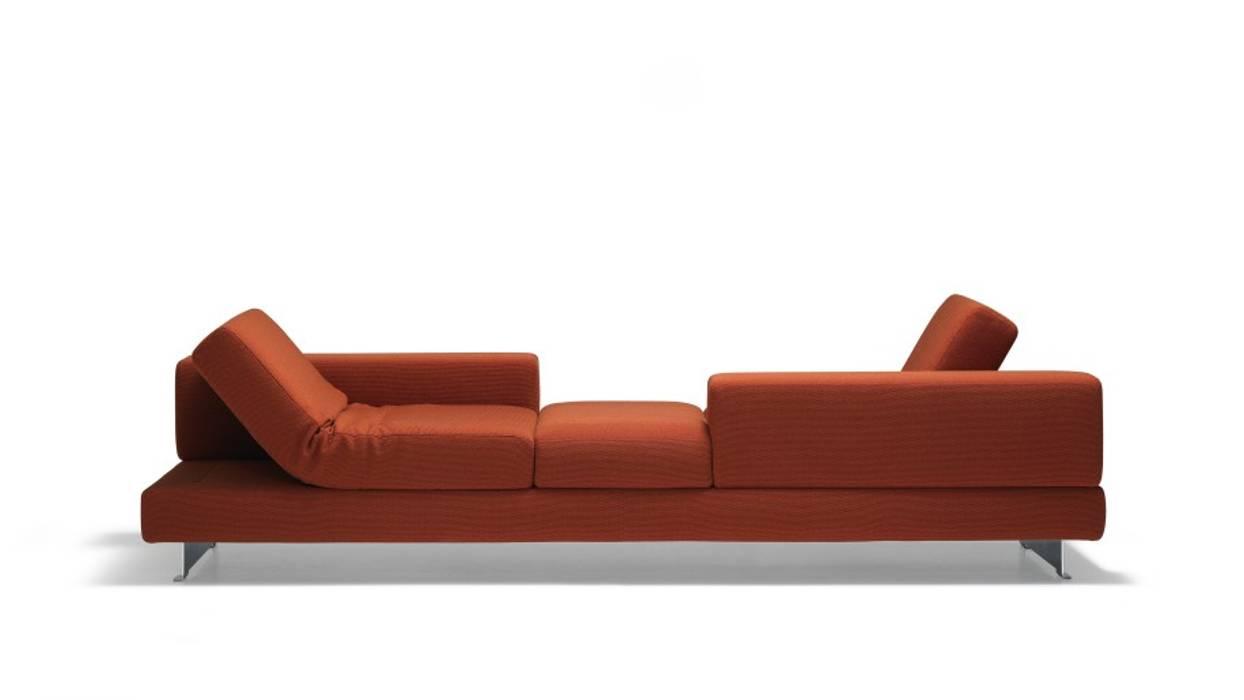 minimalist  by Design Lounge Hinke Wien, Minimalist Textile Amber/Gold