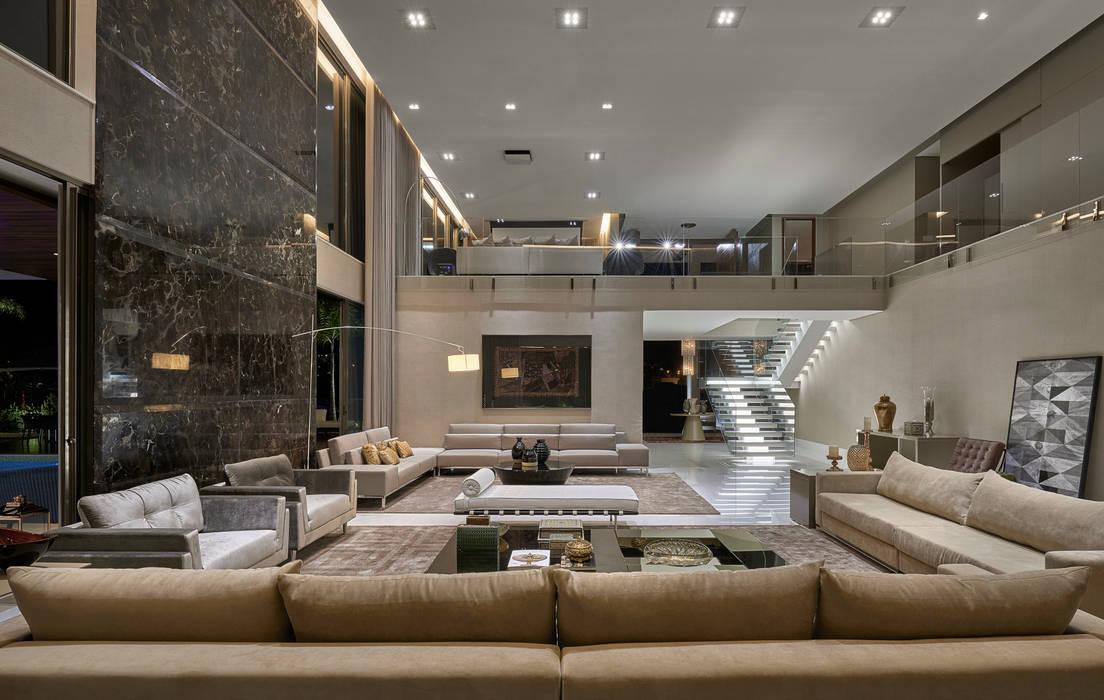 根據 Estela Netto Arquitetura e Design 古典風