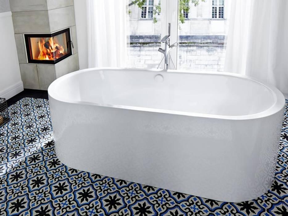 Cementtegels In Badkamer : Marokkaanse cementtegels van articima artikelnr. 455: badkamer door