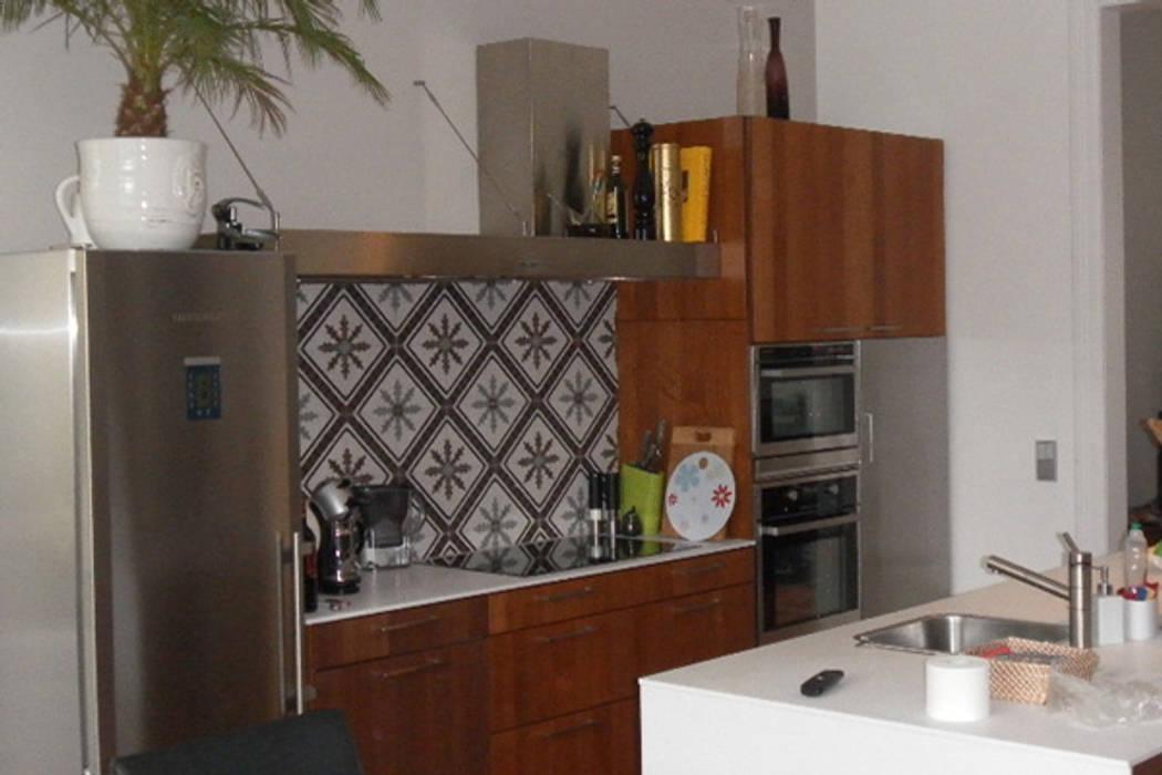 廚房 by Articima, 地中海風