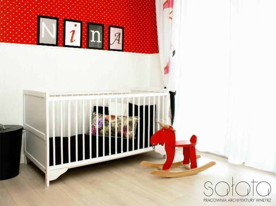 by Sałata-Pracownia Architektury Wnętrz Scandinavian
