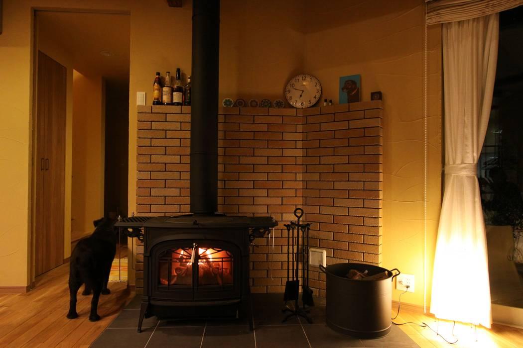 アトリエグローカル一級建築士事務所 Living room