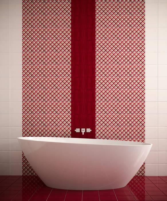 Baños modernos de CERAMICHE MUSA Moderno Cerámico