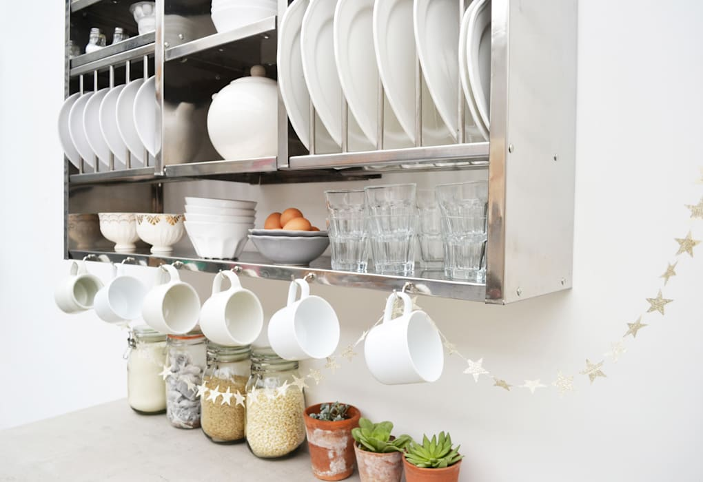 Kitchen by The Plate Rack