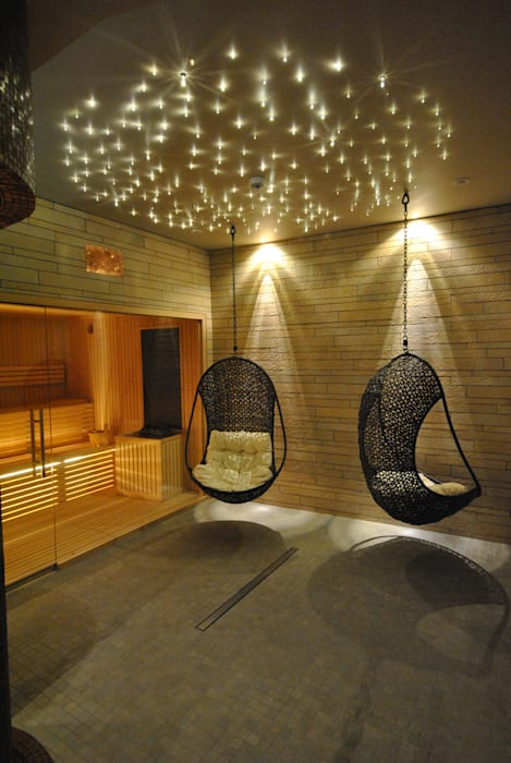 Interni di abitazioni spa in stile di sangineto s r l for Abitazioni interni