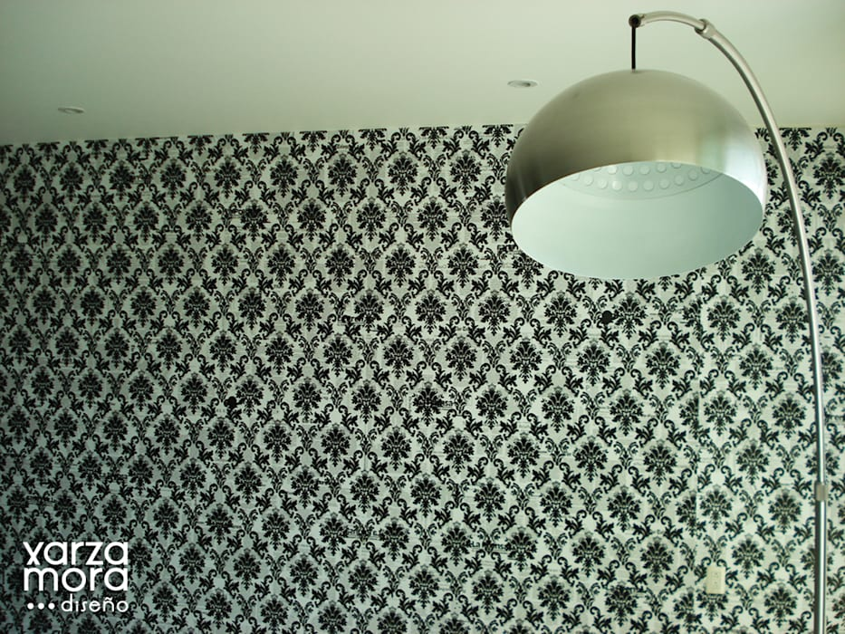 Tapiz: Salas de estilo moderno por Xarzamora Diseño