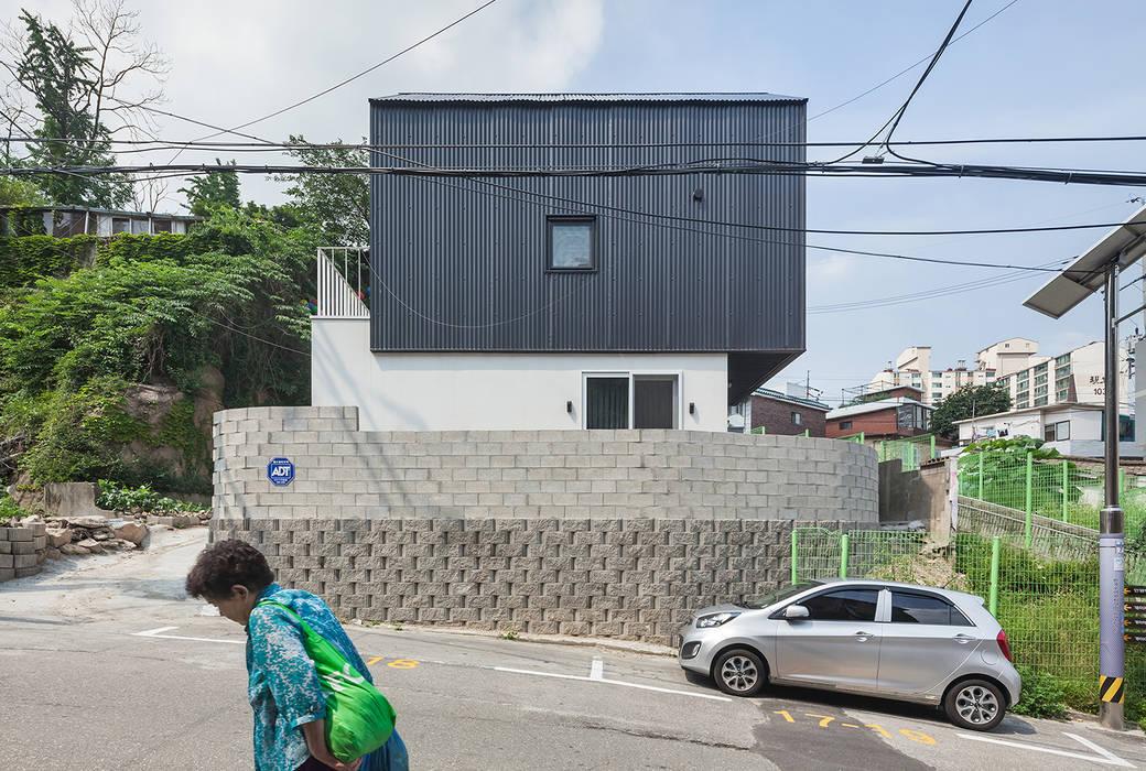 Casas modernas de OBBA Moderno