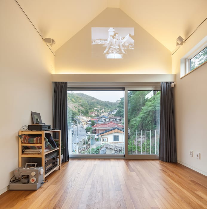 Living room by OBBA