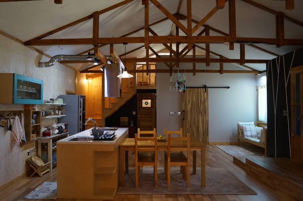 Maisons de style  par studio13