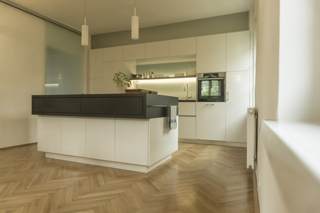 Arch. DI Peter Polding ZT Classic style kitchen