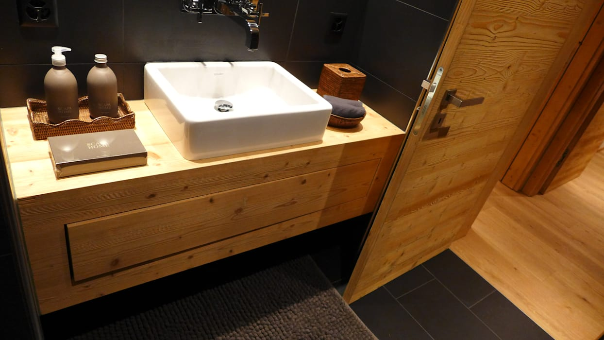 Badzimmermöbel Badezimmer Von Rh Design Innenausbau Möbel Und