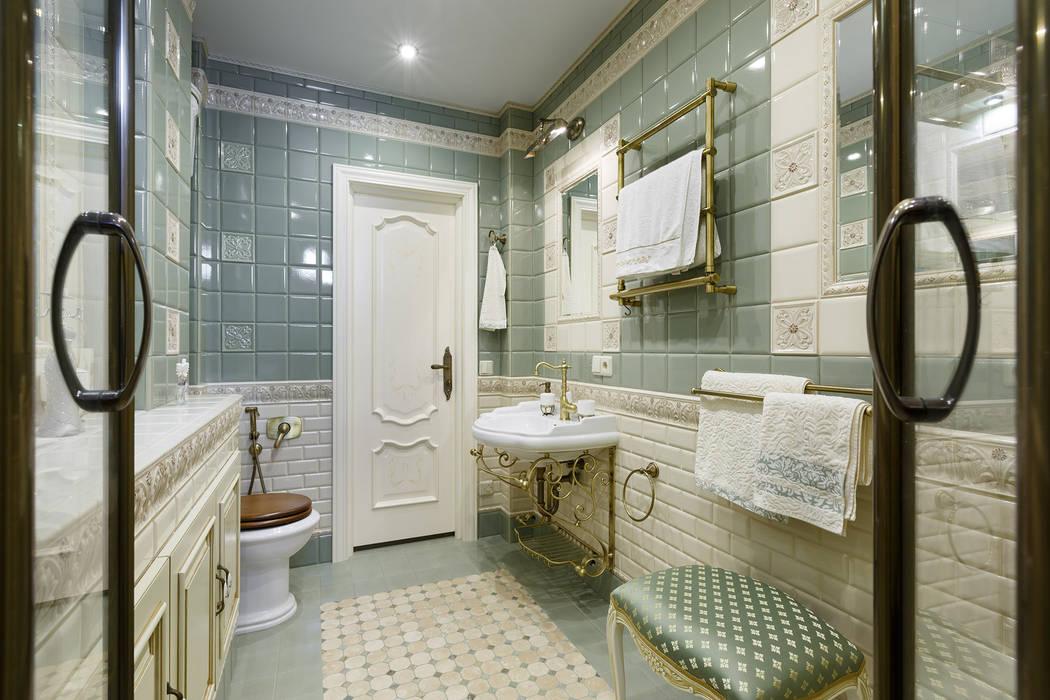 Bathroom by Valeria Ganina, Classic