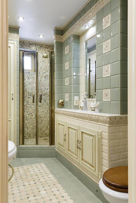Valeria Ganina Classic style bathroom