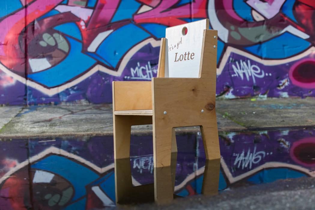 Kamer13a Stanza dei bambiniScrivanie & Sedie Legno