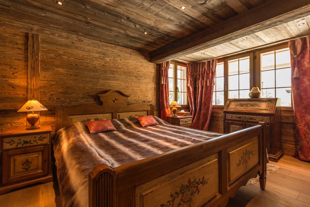 Gäste-schlafzimmer: rustikale schlafzimmer von rh-design | homify