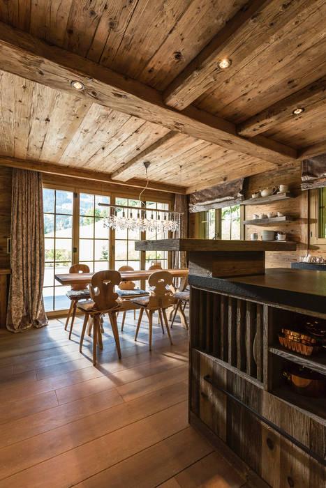 Cucina in stile in stile rustico di rh-design | homify