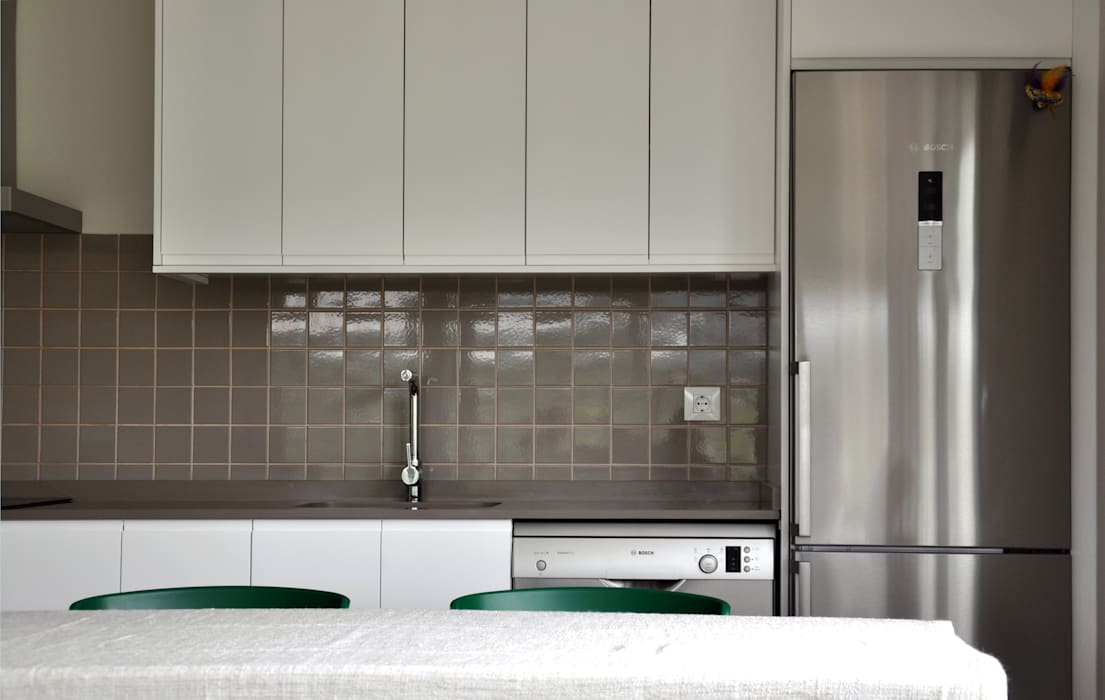 Casa prefabricada Cube  75 m2 - Cocina: Cocinas de estilo  de Casas Cube