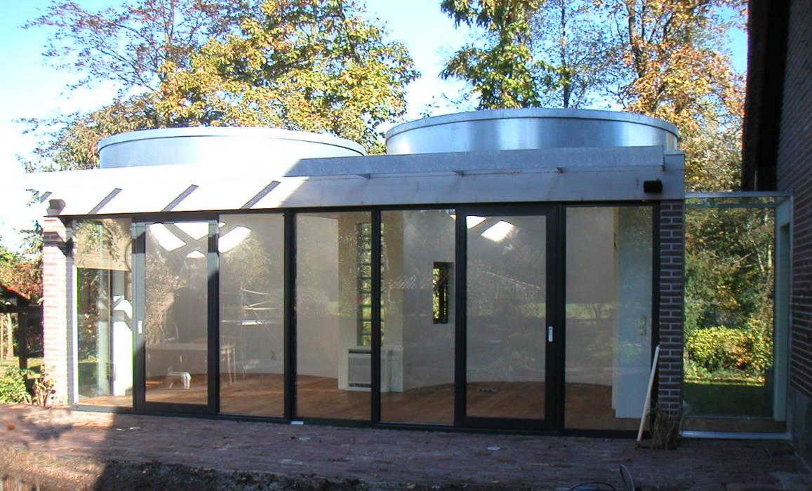Ruang Studi/Kantor Modern Oleh SL atelier voor architectuur Modern