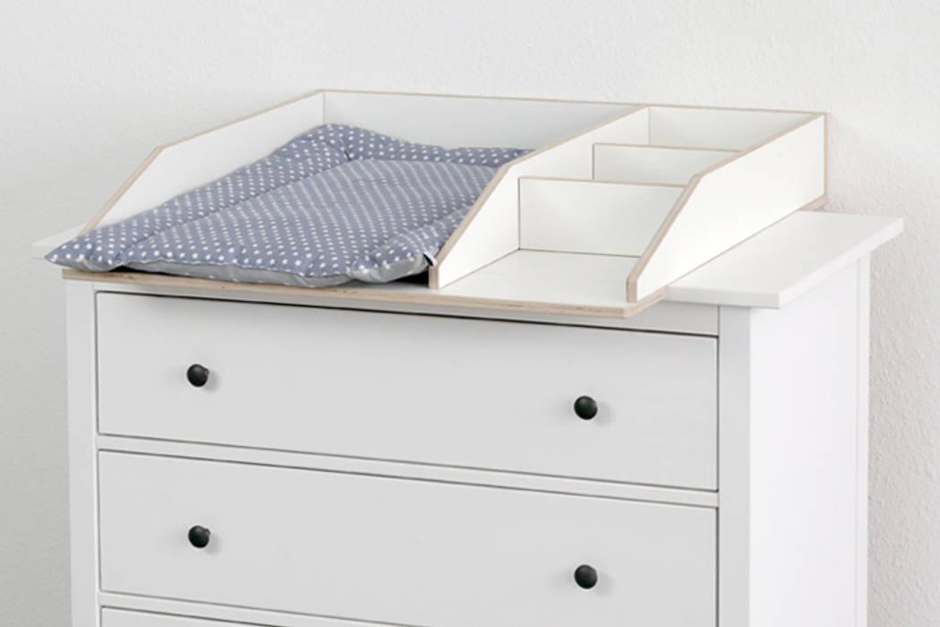 Vaxla Fk Wickelaufsatz Fur Ikea Hemnes Mit Auflage Kinderzimmer