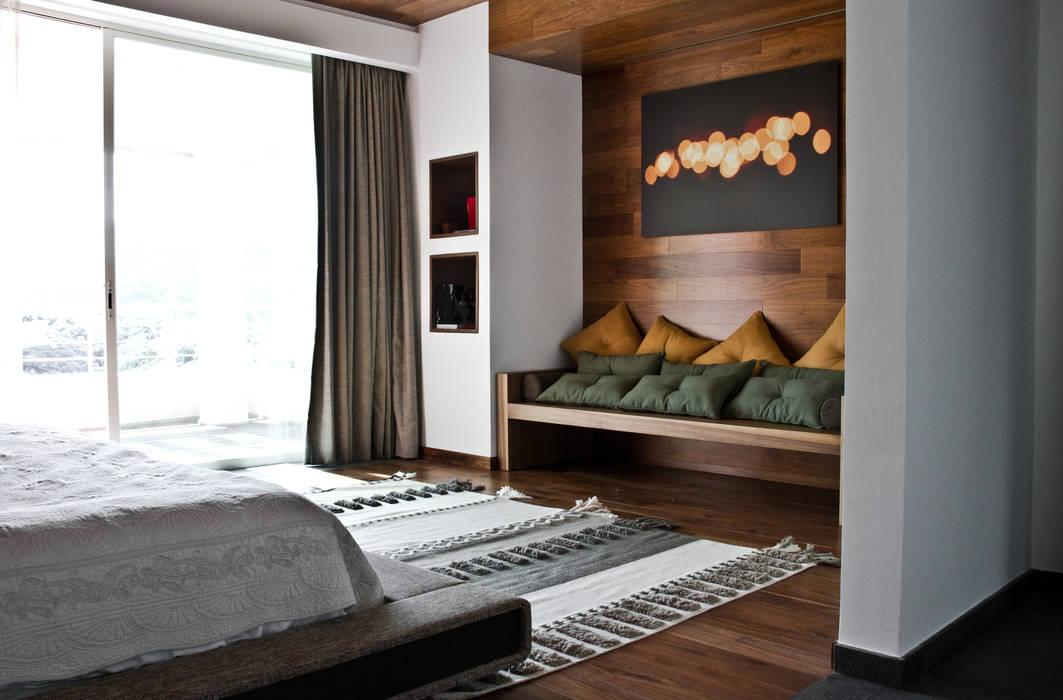 Proyectos studio Roca STUDIOROCA Dormitorios modernos