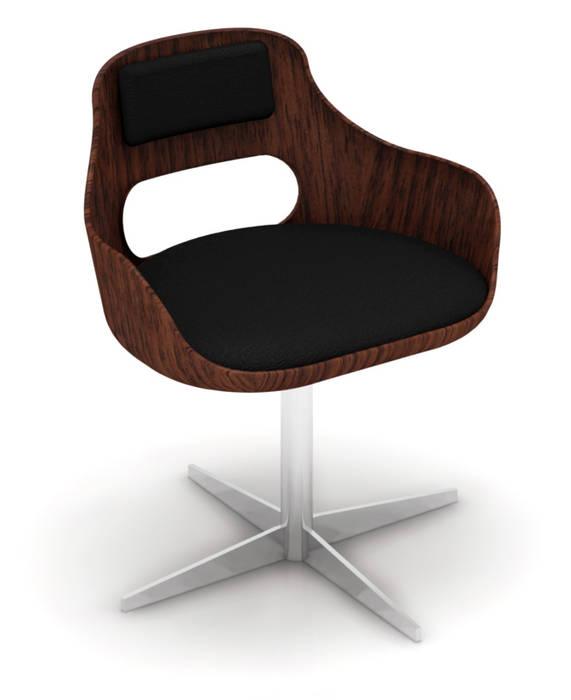 現代  by diesco, 現代風 塑木複合材料