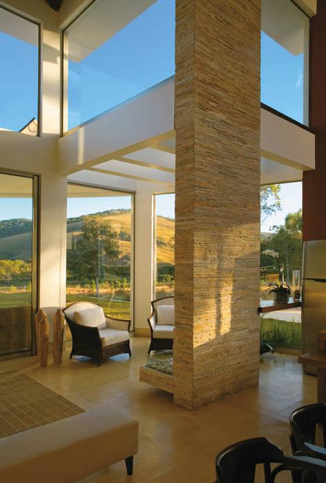 Loft Isabela Canaan Arquitetos e Associados Portas e janelas modernas