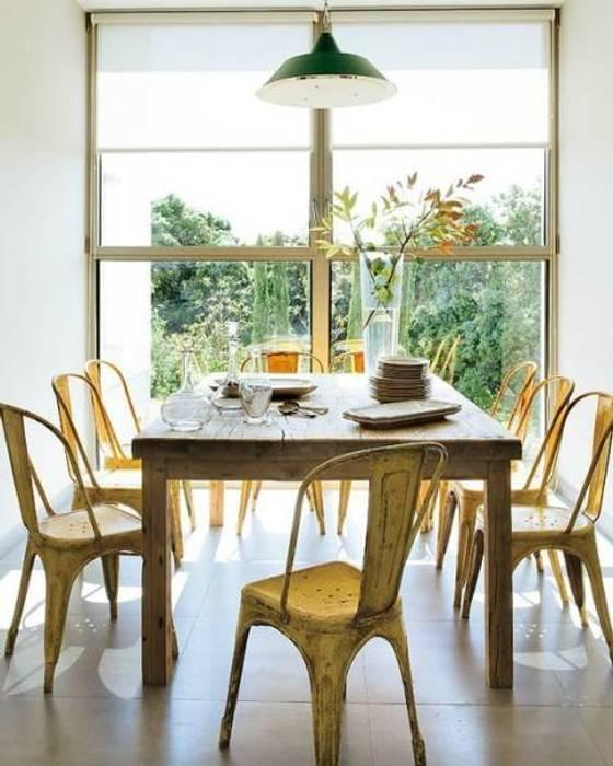 Modern dining room by HOLACASA Modern