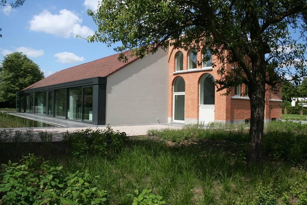 DI-vers architecten - BNA Modern houses
