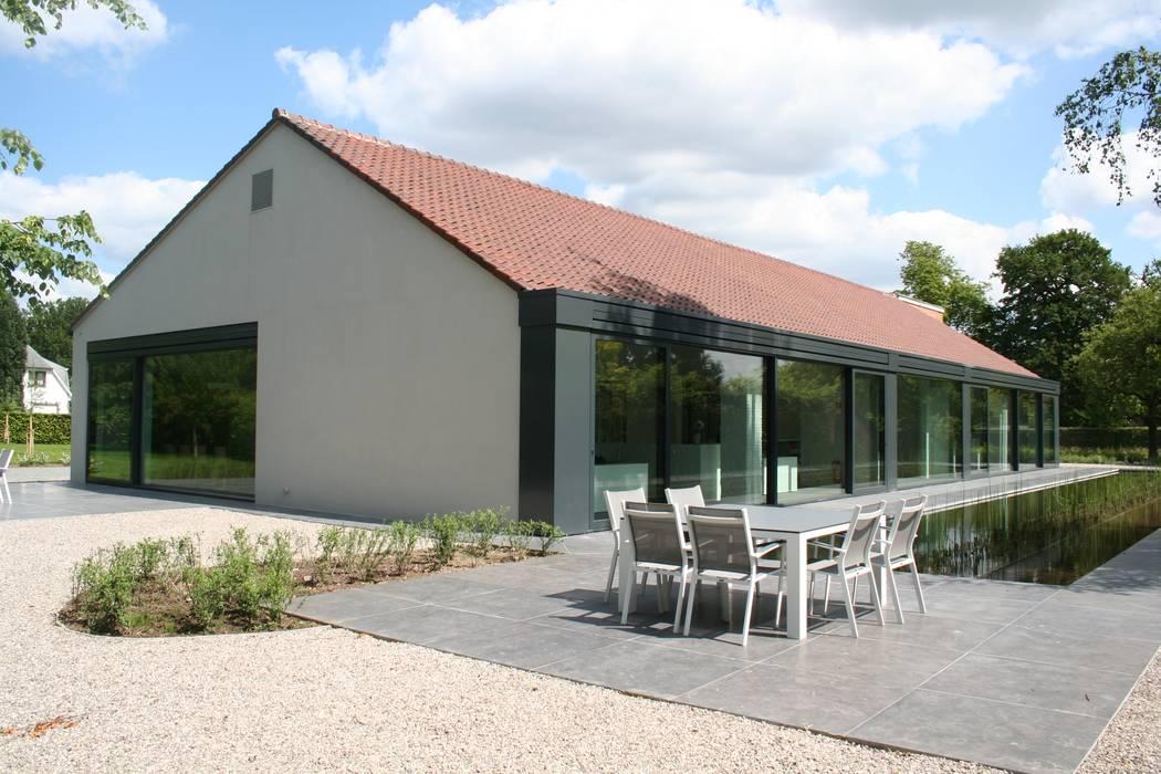 Moderne Häuser von DI-vers architecten - BNA Modern