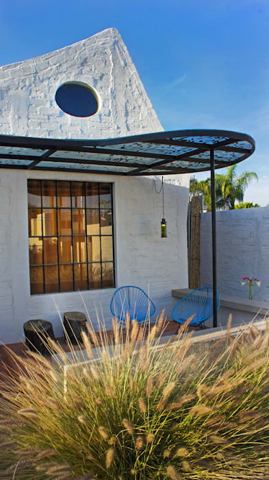 Maisons modernes par Juan Carlos Loyo Arquitectura Moderne
