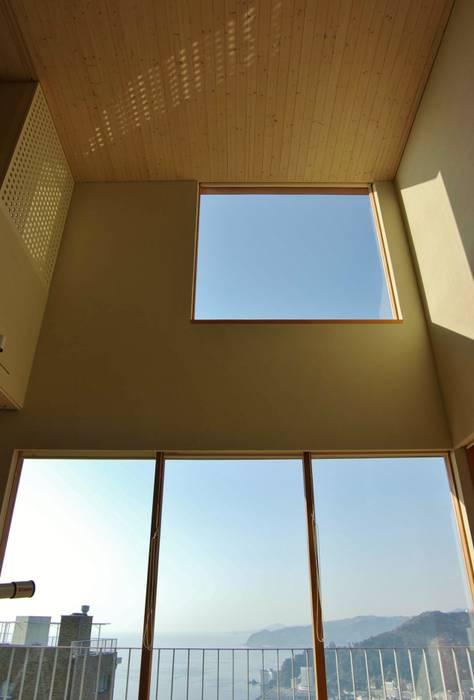 Cửa sổ theo 川口孝男建築設計事務所, Hiện đại Gỗ Wood effect