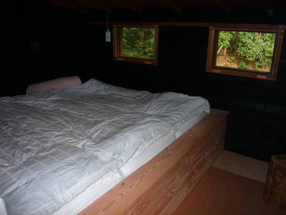 Boomhutten - Treehouses Landelijke slaapkamers van TENSO Landelijk