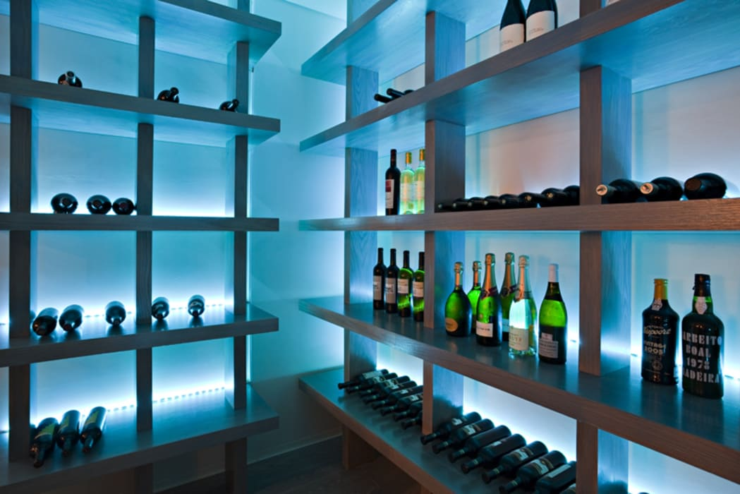 Wine cellar by Susana Camelo, Asian