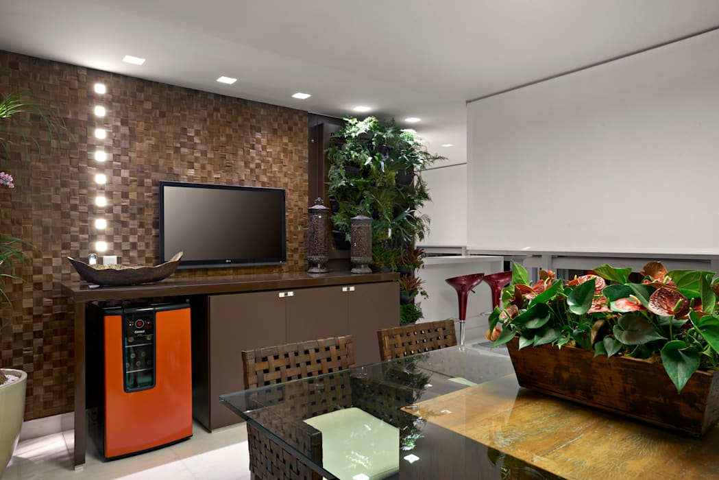 Comedores de estilo  de Isabela Canaan Arquitetos e Associados, Moderno