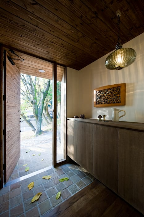 Living room by Nobuyoshi Hayashi, Modern