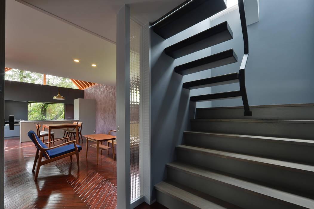 Modern Koridor, Hol & Merdivenler Nobuyoshi Hayashi Modern