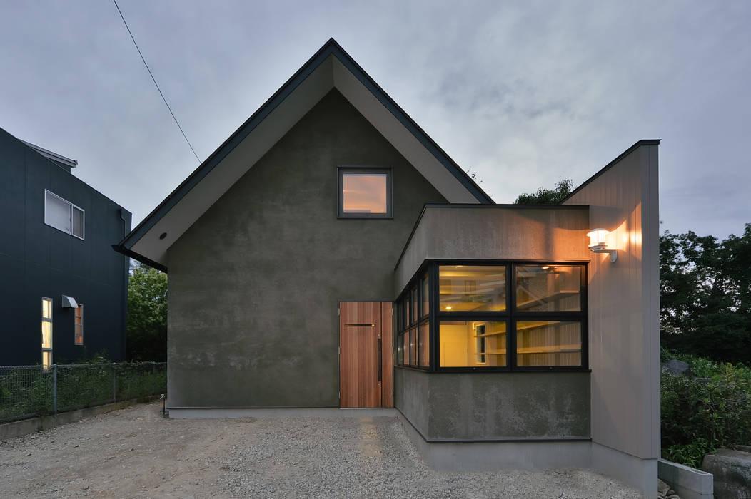Modern houses by Nobuyoshi Hayashi Modern