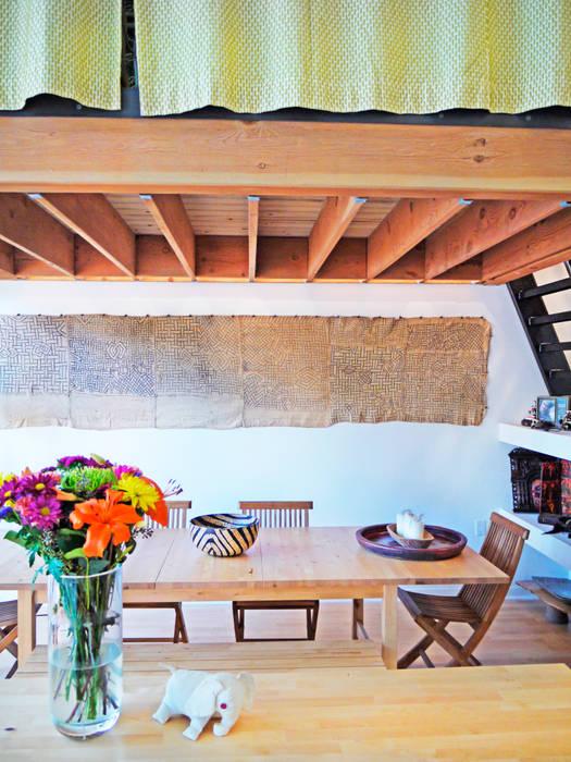 Modern Living Room by Juan Carlos Loyo Arquitectura Modern