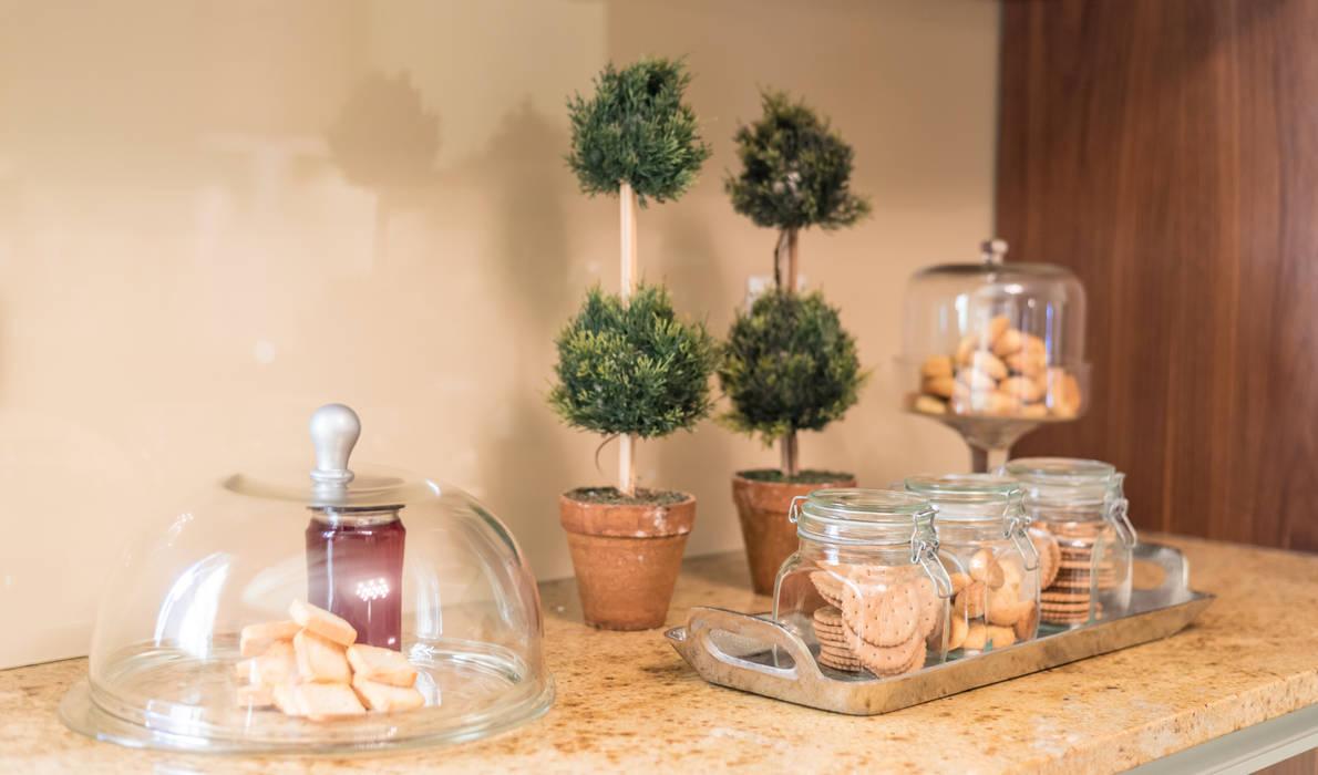 Cozinha Campestre: Cozinhas  por Ângela Pinheiro Home Design