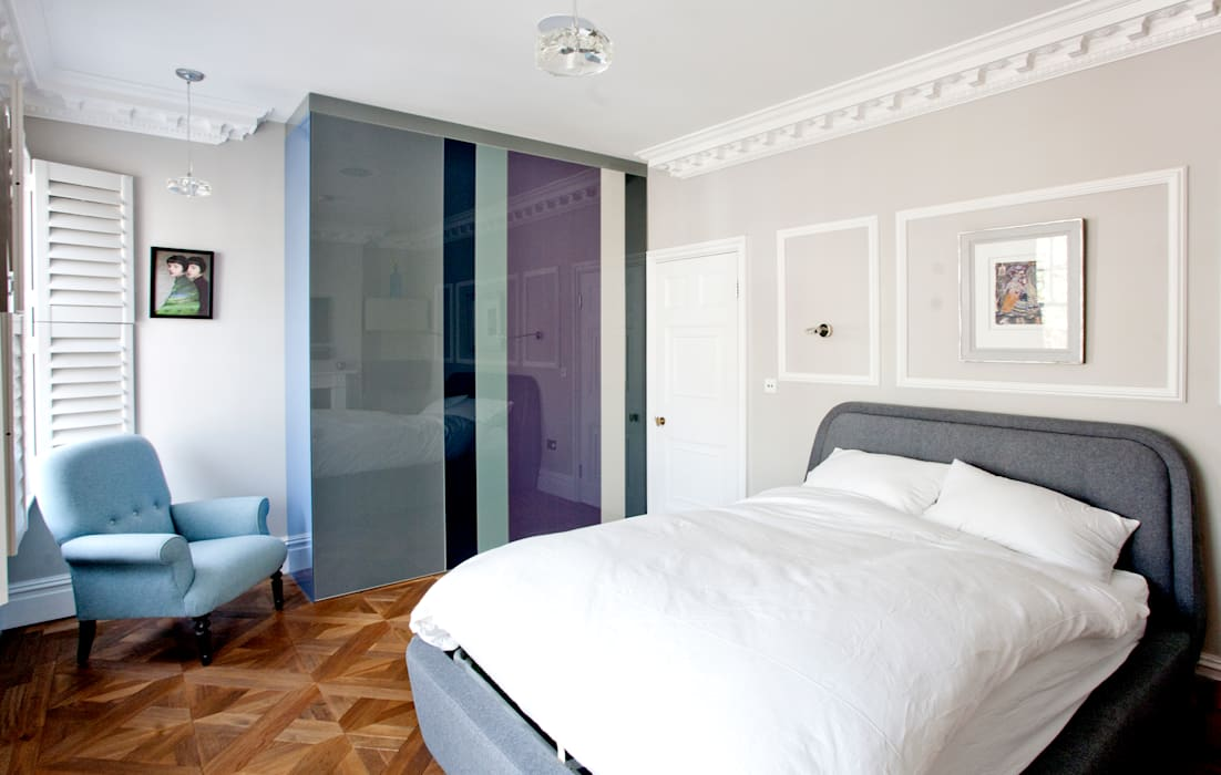 Richmond Full House Refurbishment โดย A1 Lofts and Extensions มินิมัล